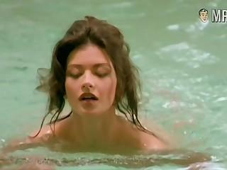 Catherine Zeta-Jones nude scenes compilation movie