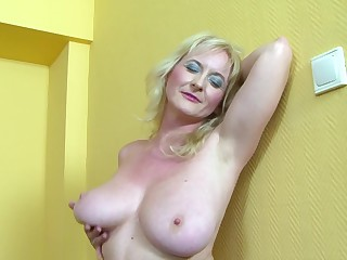 Grown-up amateur Monika Wipper wanted anal intercourse with a black dick